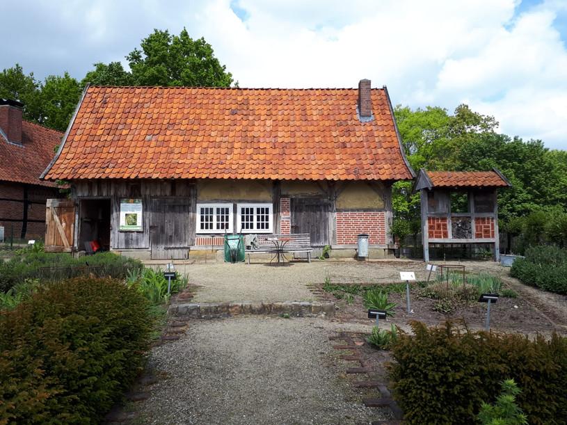 Kräutergarten ins Emsbüren